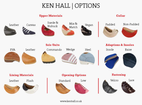 Ken Hall footwear catalogue page 2