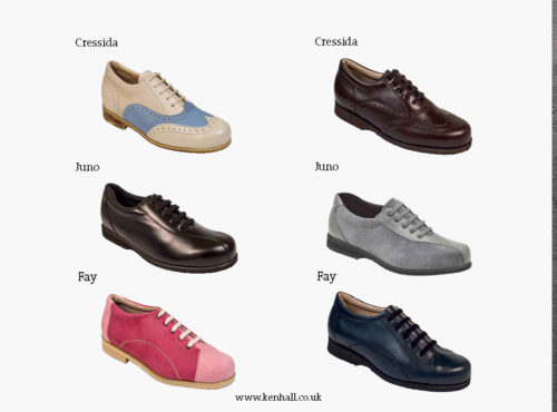 Ken Hall footwear catalogue page 5