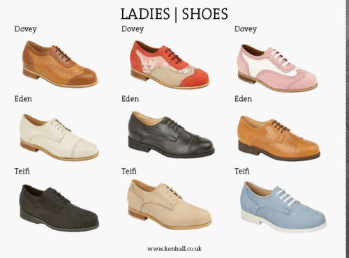 Ken Hall footwear catalogue page 7