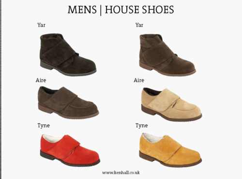 Ken Hall footwear catalogue page 18
