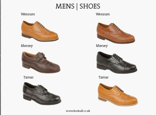 Ken Hall footwear catalogue page 20
