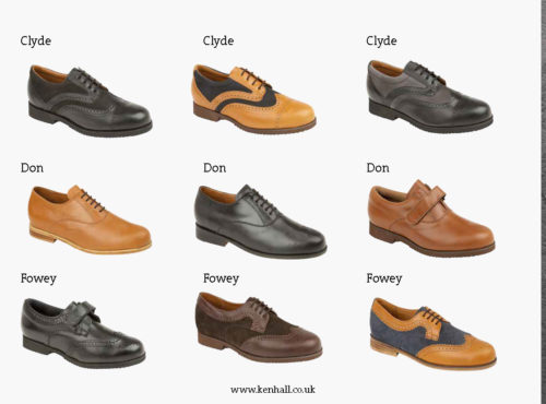 Ken Hall footwear catalogue page 21