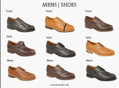 Ken Hall footwear catalogue page 22