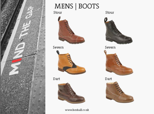 Ken Hall footwear catalogue page 24