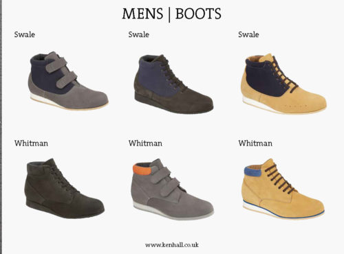 Ken Hall footwear catalogue page 26